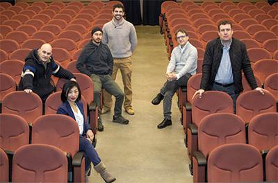 El Equipo del teatro